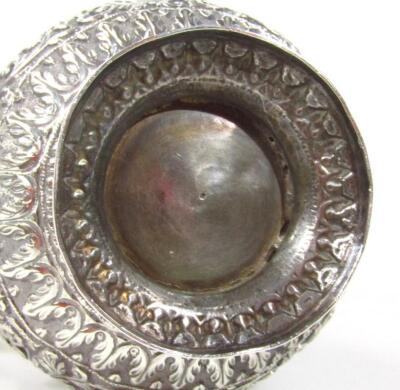 An early 20thC Indian five piece tea service - 10