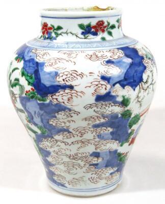 A Chinese porcelain vase - 2