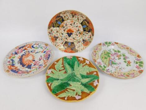 Porcelain and Ironstone plates