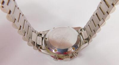 A gentleman's Omega Speedmaster Professional chronograph stainless steel wristwatch - 2