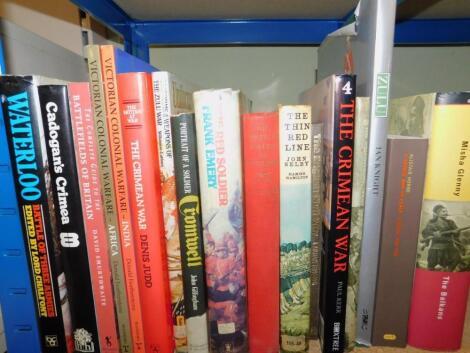 Books relating to Seventeenth Century British and European Wars and Battles
