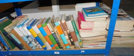 Books and magazines relating to aircraft history
