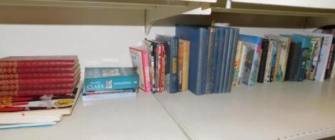 Books relating to WWII military history