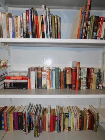 Books relating to WWI military history