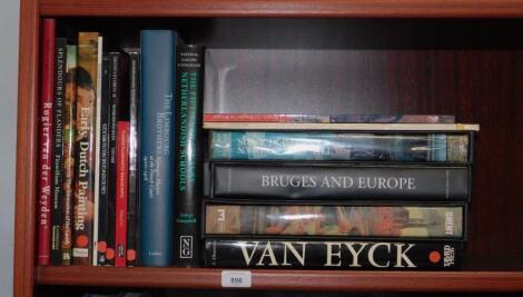 Books relating to Flemish Art