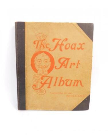 W H Soulby. The Hoax Art Album