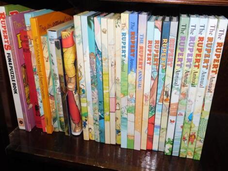 Rupert Annuals