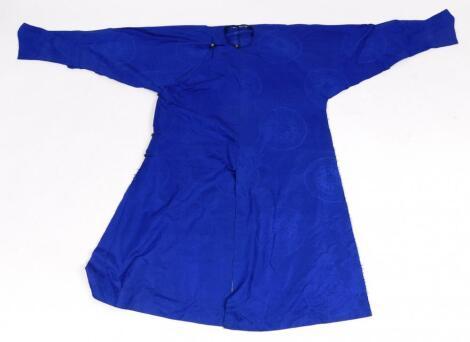 An early 20thC silk open Jifu