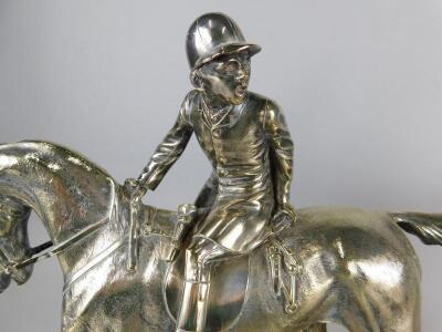 After John Willis Good (1845-1879). A pair of models of huntsmen on horseback - 3