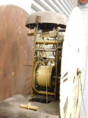 An early 19thC Irish longcase clock - 3