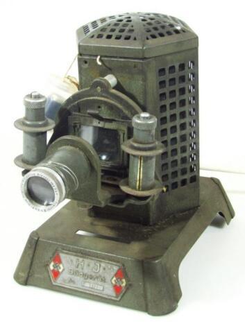 A Third Reich Hitler Jugend Bildgerat slide film projector