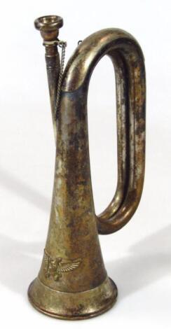 A Weimar Republic/Third Reich bugle