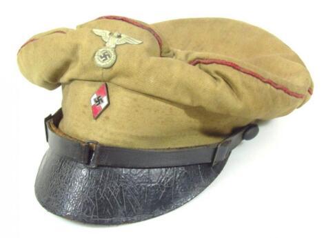 A Weiman Republic Hitler Jugend ETAB cap