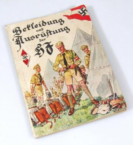 A Third Reich Bekleidung Ausrustung Der HJ