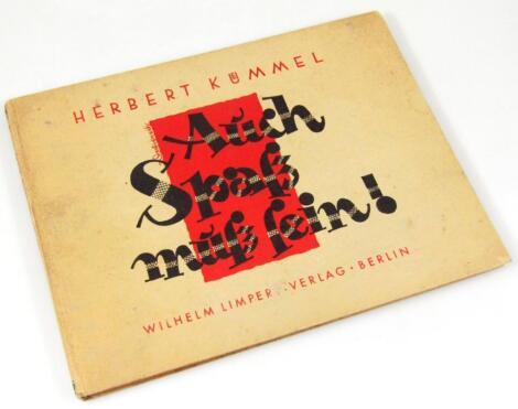 A Third Reich book