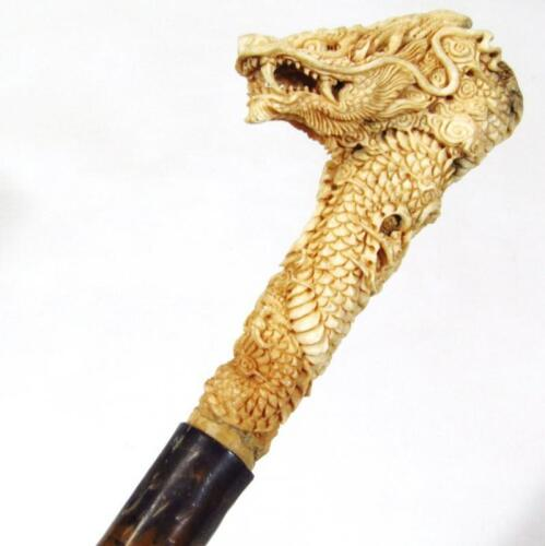 A Chinese walking stick