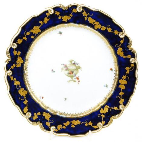 A Chelsea Derby plate