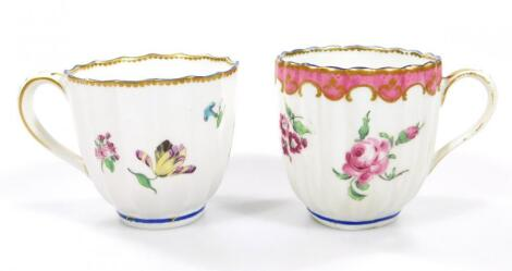 Derby coffee cups