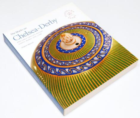 Book. The Marks of Chelsea-Derby
