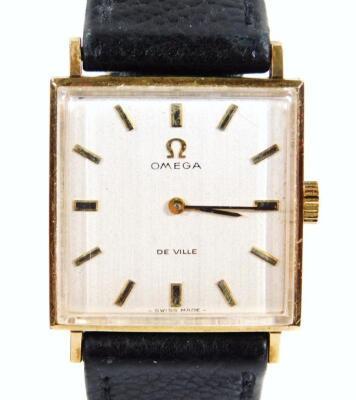 A gentleman's Omega De Ville wristwatch - 2