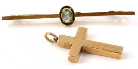 Two items of jewellery