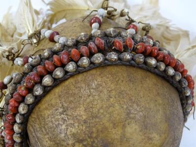 An Asmat tribal skull - 3