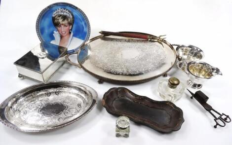 Various 20thC silver plate