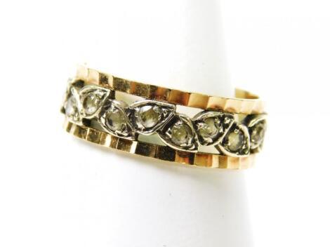 An eternity ring