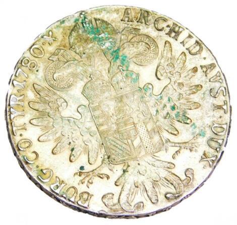 A M Theresia bullion coin