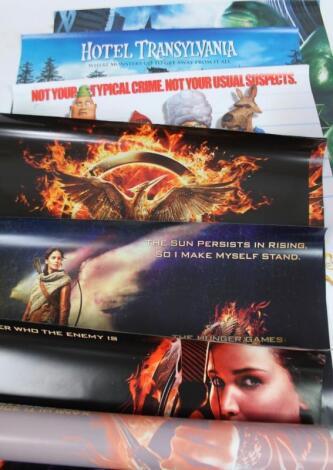 Various quad film posters