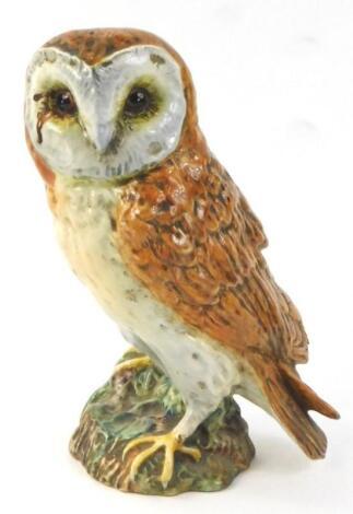 A Beswick model of a barn owl