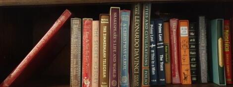 Folio Society.- c.20 vols.