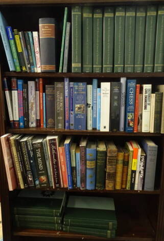 Science.- a small quantity of mixed science and mathematics reference works, v.s., v.d. (qty)