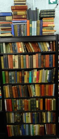 19th/20th century literature.- a large quantity of mixed volumes, including Arnold Benett, Kipling et al, 8vo, v.s, v.d. (qty)