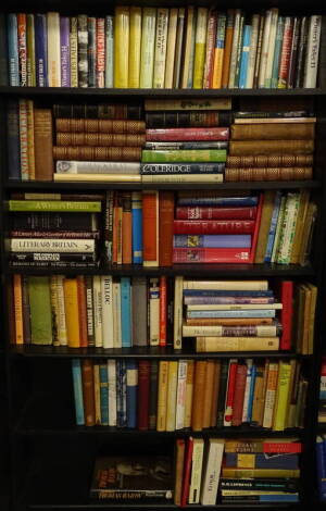 Literary Criticism.- a large quantity of mixed literary criticism, v.s, v.d. (qty)