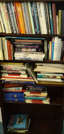 Art Reference.- a large quantity of mixed volumes, v.s, v.d. (qty)