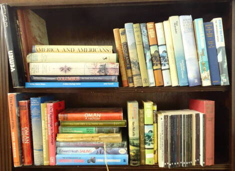 Travel and Exploration.- a small quantity of mixed volumes, v.s, v.d. (small qty)
