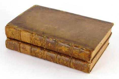 Hudson (William) FLORA ANGLICA…, 2 vol., contemporary calf, boards a little loose, 8 vo, J. Nourse 1778.