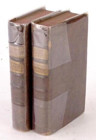 Astruc (M.) TRAITE DES MALADIES VENERIENNES..., contemporary calf, rubbed, 8vo, Paris, G. Cavelier, 1754.