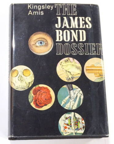 Amis (Kingsley) The James Bond Dossier FIRST EDITION SIGNED BY THE AUTHOR, publisher's boards, dust-jacket, not price-clipped, 8vo, 1965.