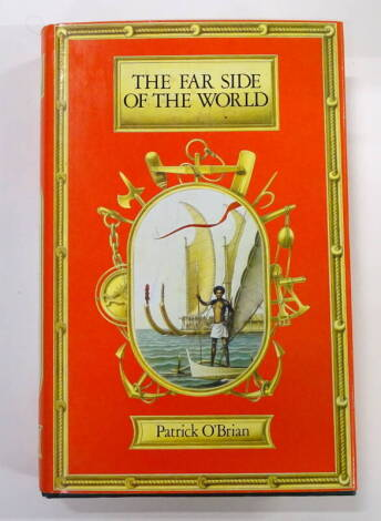 The Far Side of The World Patrick O'Brian - .. London: Collins, 1984. First Edition Hardback in dust jacket.