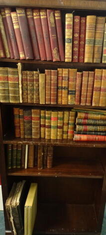 Victorian Periodicals and Journals.- c.50 mixed odd volumes, 8vo & 4to, v.s, v.d. (qty)