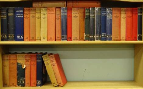 Mee (Arthur), The Kings England, various volumes, some with dust jackets, published by Hodder and Stoughton. (33)