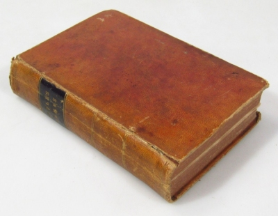 [Hoyle (Edmond)] Hoyle's Games Improved and Enlarged by New and Practical Treatises…, contemporary sheep, a little scuffed, 8vo, 1835. - 3