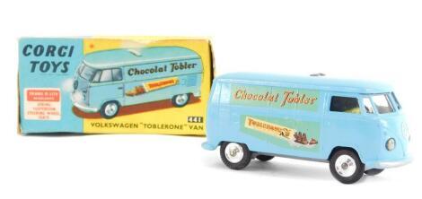 A Corgi die cast Volkswagen 'Toblerone' van, No 441, boxed.