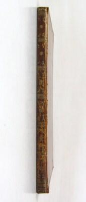 Polignac (Diane de) Memoires sur la vie et le character de… chromolithographed frontispiece, tissue guard, contemporary calf, spine gilt, 8 volumes, 1796. - 5